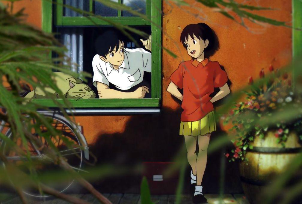 Mangas - Whisper of the heart - 001