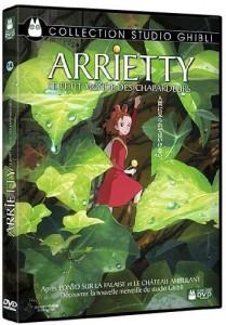 arrietty numéro 14 dvd ghibli