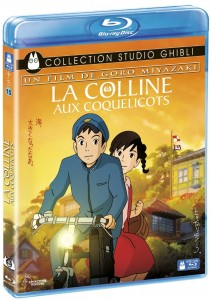 La colline aux coquelicots Blu ray 211x300 photo