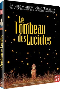 tombeau des lucioles kaze bluray
