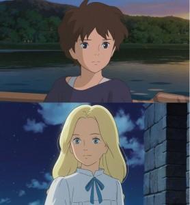 Omoide no Marnie - Anna - film  Ghibli