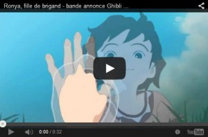ronia série animée ghibli 300x198 photo