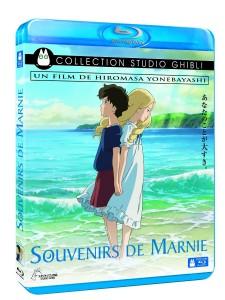 Souvenris de Marnie Blu-ray