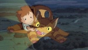 Mei et le chaton-bus