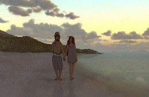 la tortue rouge extrait 2 the red turtle