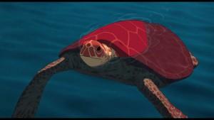 la tortue rouge ghibli