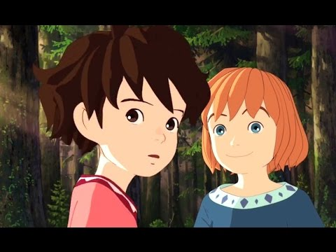 ronja-the-robbers-daughter-official-trailer-2017-studio-ghibli-amazon-series-hd-hq