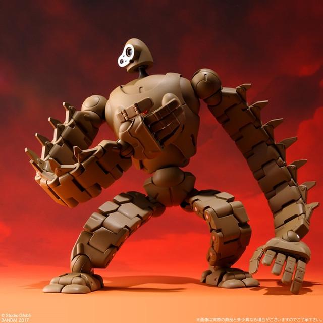 robot soldat ghibli version 2017 dérivé produit