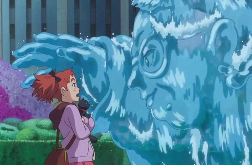 Yonebayashi mary et la fleur de la sorcière