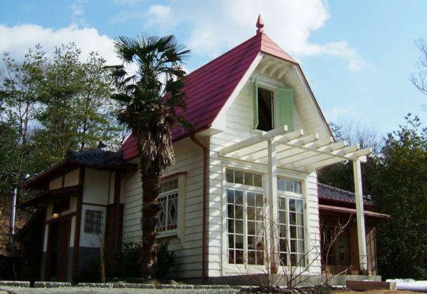 maison totoro