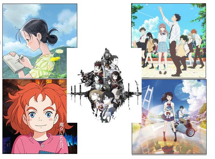 animation japonais 2018