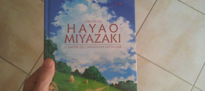 Livre: Mon avis sur L'œuvre de Hayao Miyazaki: Le maître de l'animation japonaise