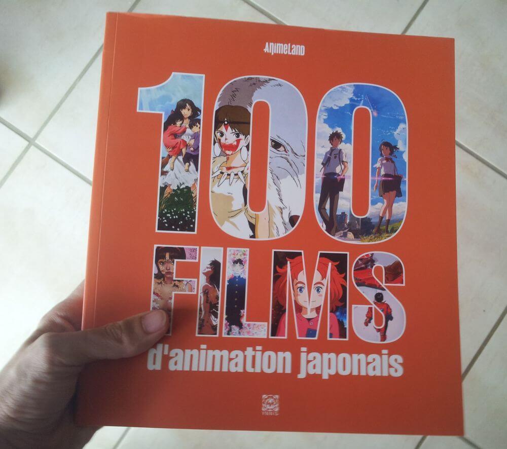 Mon Avis Sur Le Livre 100 Films D Animation Japonais