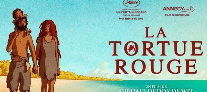 Le film la Tortue Rouge sera diffusé sur Arte le 14 novembre