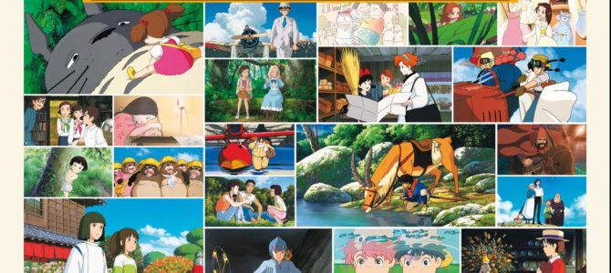Un calendrier en français spécial Studio Ghibli bientôt disponible chez Les Éditions de Tournon