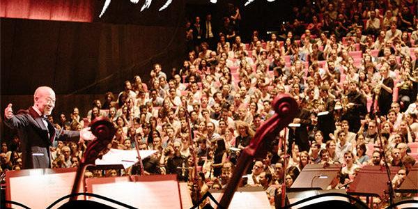 Joe Hisaishi en concert à Lyon et Bruxelles en février !