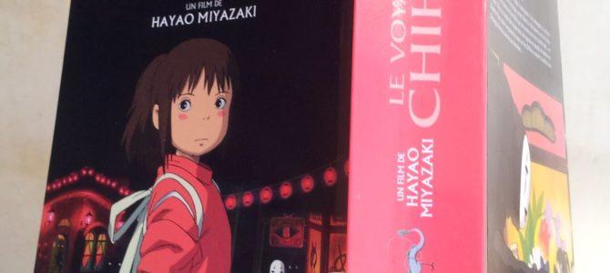 Mon avis sur l'Anime Comics Le Voyage de Chihiro de chez Glénat