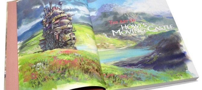 L'Artbook du film Le Château Ambulant sortira en 2020 chez Glénat Manga