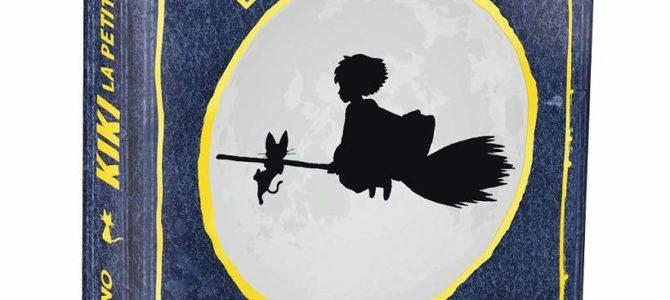 Le roman Kiki la petite sorcière de Eiko Kadono sortira le 15 mai chez Ynnis Edition