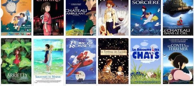 Tous les films du Studio Ghibli bientôt disponibles en version numérique