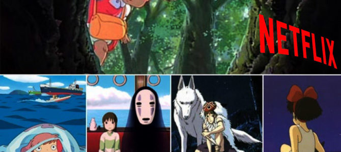 Finalement, Netflix pourrait proposer des Ghibli en streaming
