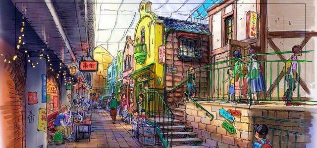 Le Ghibli Park dévoile de nouvelle zones dont Chihiro et le Royaume des chats