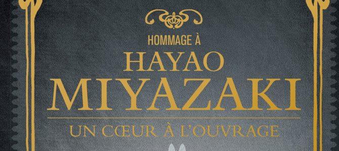 Un livre Hommage à Hayao Miyazaki sort bientôt chez Ynnis Edition