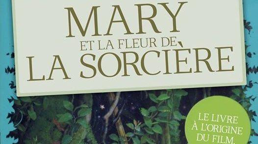 Le roman Mary et la fleur de la sorcière de Mary Stewart sortira le 21 octobre
