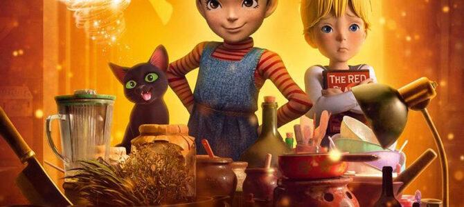 Aya et la sorcière sur Netflix à partir du 19 novembre